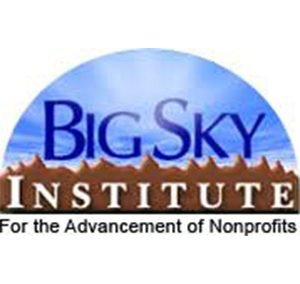 Big Sky Institute for the Advancement of Non-Profits