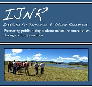 Institute for Journalism and Natural Resources