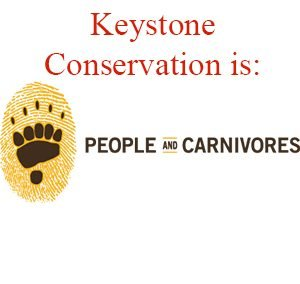Keystone Conservation – People and Carnivores